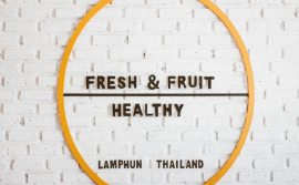 FRESH & FRUIT HEALTHY