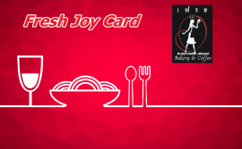 Fresh Joy Card