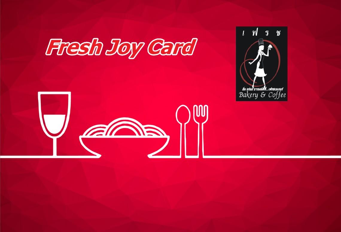 Fresh Joy Card