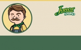 Jones' Salad