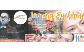 Jommy eyebrow
