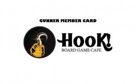 Hook! Gunner Card