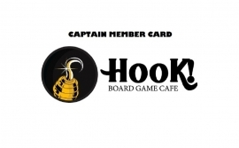 Hook! Captain Card