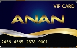 ANAN Mobile Phone VIP Card